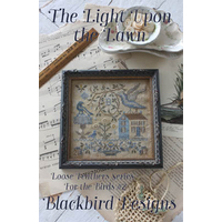 Blackbird Designs - Loose Feathers For the Birds 2 - The Light Upon the Lawn
