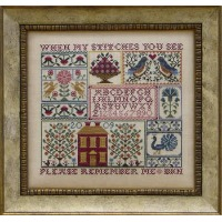 Blue Ribbon Designs - A Sampling in the Square