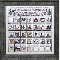 Blue Ribbon Designs - Countdown to Christmas