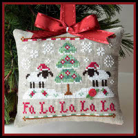 Country Cottage Needleworks - Classic Collection #11 - Fa La La