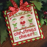 Country Cottage Needleworks - Classic Collection #5 - Christmas Cheer