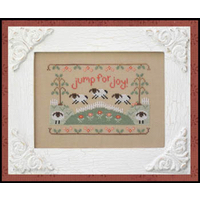 Country Cottage Needleworks - Jump for Joy