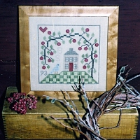 Ewe and Eye and Friends - Cherry Vine Sampler