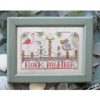 Hands on Designs - To The Beach #4 - Flock Together