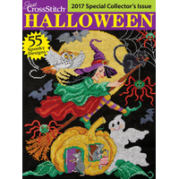 Just Cross Stitch Magazine - Halloween Collector's Issue 2017