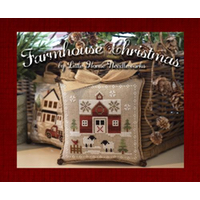 Little House Needleworks' Farmhouse Christmas Project of the Month Club
