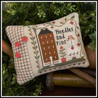 Little House Needleworks - Keeper of the Pins