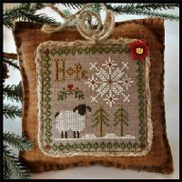 Little House Needleworks - Little Sheep Virtues #1 - Hope