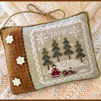 Little House Needleworks - Snowy Winter