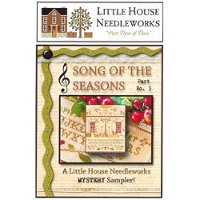 Little House Needleworks - Song of the Seasons Mystery - Part 3