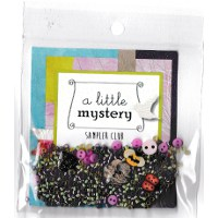Lizzie*Kate - A Little Mystery Sampler - Embellishment Pack
