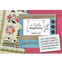 Lizzie*Kate - A Little Mystery Sampler - Part 3