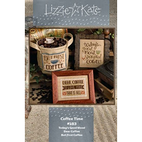 Lizzie*Kate - Coffee Time