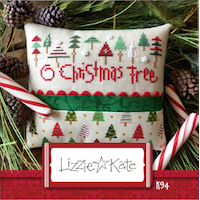 Lizzie*Kate - O Christmas Tree Kit