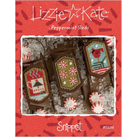 Lizzie*Kate - Peppermint Sleds
