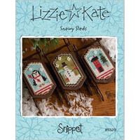 Lizzie*Kate - Snowy Sleds