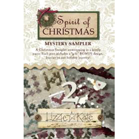 Lizzie*Kate - Spirit of Christmas Mystery Sampler - Part 2