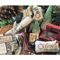 Lizzie*Kate - Spirit of Christmas Mystery Sampler - Part 3