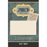 Lizzie*Kate - Spooked! Mystery Sampler - Part 3