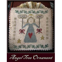 Nikyscreations - Angel Tree Ornament