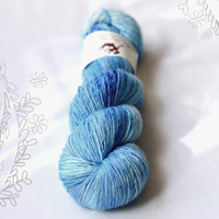 Nina's Threads - Merino Slight - Watercolors