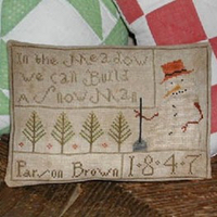 Notforgotten Farm - Parson Brown