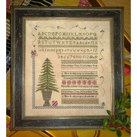 Samplers Not Forgotten - O Christmas Tree
