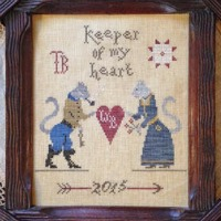 Scattered Seed Samplers - Keeper of my Heart