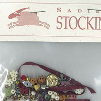 Shepherd's Bush - Sadie's Stocking Charm Pack
