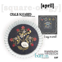 Square.ology - Chalk Squared - April