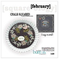 Square.ology - Chalk Squared - February