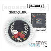 Square.ology - Chalk Squared - January
