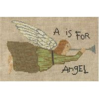 Teresa Kogut - A is for Angel
