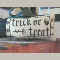 Widgets and Wool Primitives - Trick or Treat