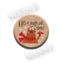 Zappy Dots - Lizzie Kate Jingle Needle Nanny