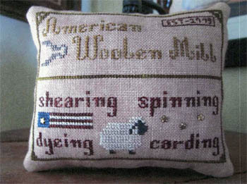 Widgets and Wool Primitives - American Woolen Mill