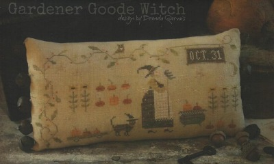 With Thy Needle and Thread - Gardener Goode Witch