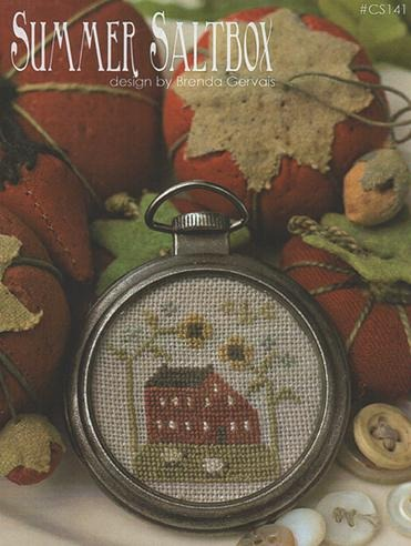 With Thy Needle and Thread - Summer Saltbox
