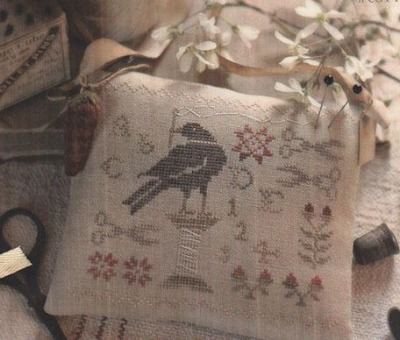 With Thy Needle and Thread - The Sewing Bird
