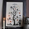 Barbara Ana Designs - O Halloween Tree