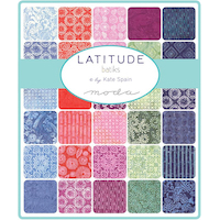 Latitude Batiks by Kate Spain