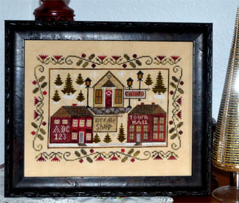 Abby Rose Designs - Hometown Christmas