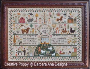 Barbara Ana Designs - All Creatures Great and Small