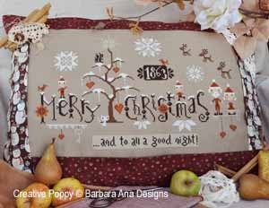Barbara Ana Designs - Cinnamon Christmas
