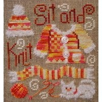Barbara Ana Designs - Sit and Knit
