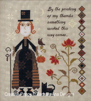 Barbara Ana Designs - Something Wicked