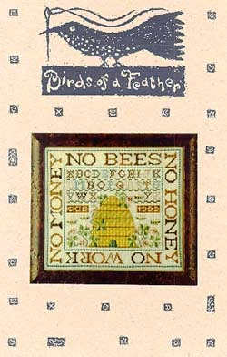 Birds of a Feather - No Bees, No Honey