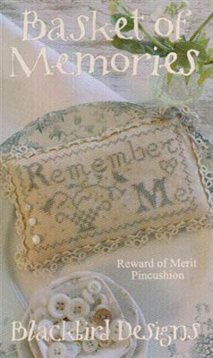 Blackbird Designs - Basket of Memories (Reward of Merit)