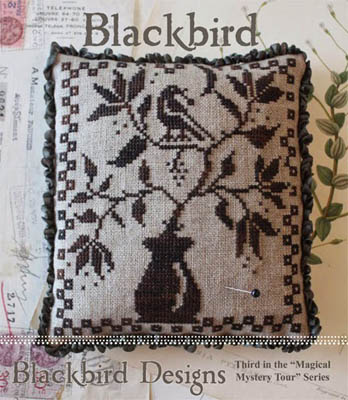 Blackbird Designs - Blackbird - Magical Mystery Tour #3
