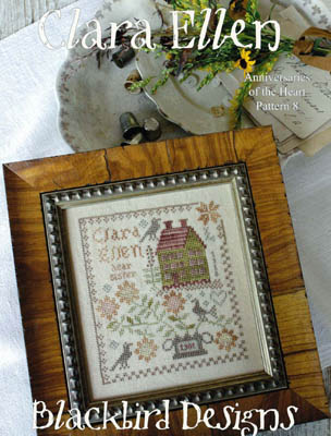 Blackbird Designs - Clara Ellen - Anniversaries of the Heart #8